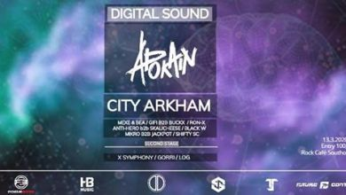Photo of Digital Sound w/ Apokain & City Arkham