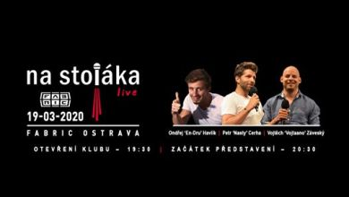 Photo of Na stojáka Live @Fabric 19-3-2020