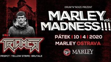 Photo of Marley Madness!! w/ TRiAMER [RU] Fourtune Festival 2020 Warm Up