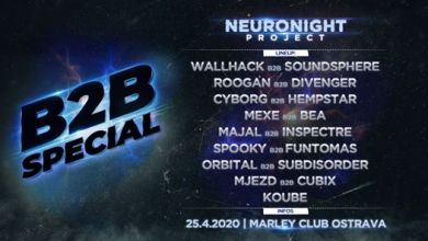 Photo of Neuronight project B2B special