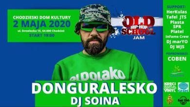 Photo of Koncert Donguralesko & Dj Soina na Old School Hop Hop Jam 2020