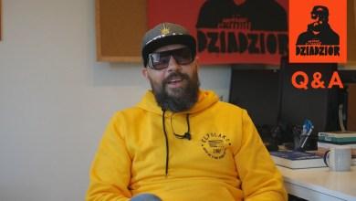 Photo of Q&A #DZIADZIOR
