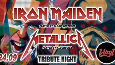 Photo of Tribute Night: Iron Maiden & Metallica, Rzeszow