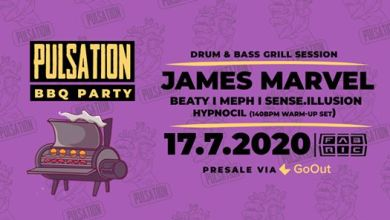 Photo of Drum & Bass BBQ Party w/ James Marvel at Fabric Club Ostrava