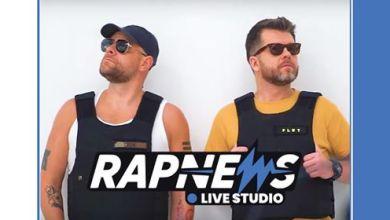 Photo of Live stream z TEDE i Sir Michem w RapnewsLive Studio