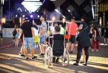 Photo of Třetí festivalový den začal Dnes areál 1…