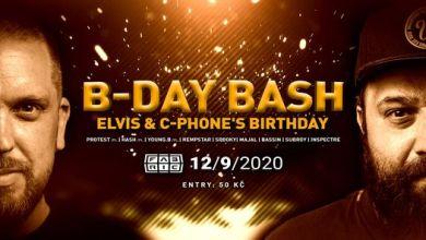 Photo of Birthday Bash w/ Elvis & C-Phone @Fabric 12-9-20