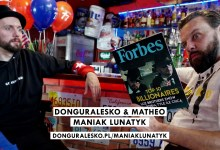 Photo of donGURALesko & Matheo – Maniak Lunatyk feat. Dj Kostek – [MIŁOŚĆ, SZMARAGD i KROKODYL]