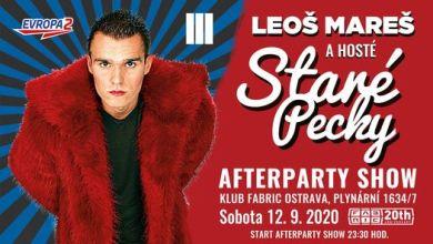 Photo of Leoš Mareš Afterparty show @Fabric 12-9-20