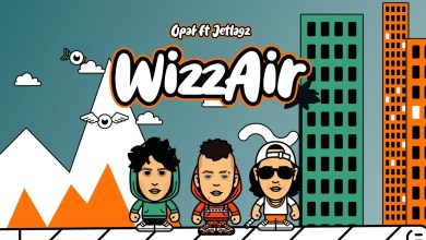 Photo of Opał feat. Jetlagz – WizzAir | prod. flvwlxss