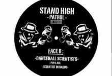 "Photo of PUPAJIM / STAND HIGH PATROL – ""Dancehall Scientists"" 12″"
