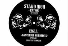 "Photo of PUPAJIM / STAND HIGH PATROL – ""Dancehall Scientists"" 12″"
