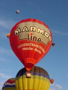 hot air ballonteam kassel # 68