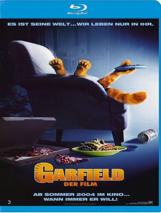 《加菲貓》(Garfield)國語/粵語/英語[HALFCD]電影下載 - 無極電影