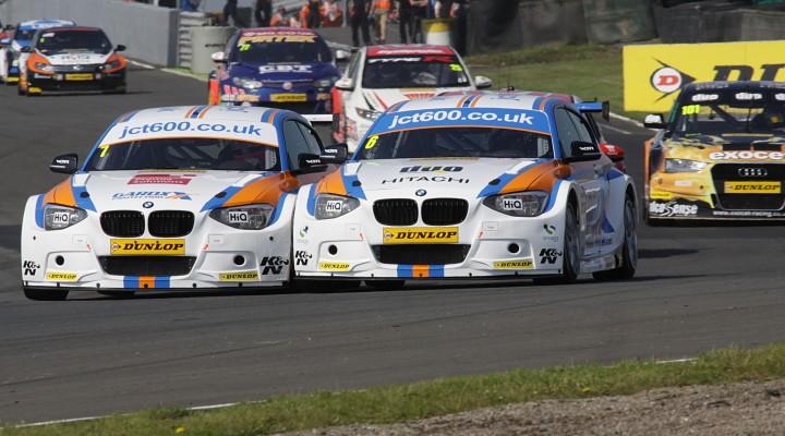 Rob Collard (GBR) WSR BMW 125i M Sport
