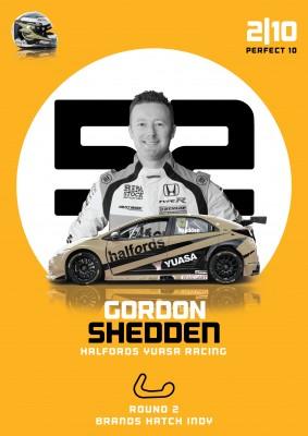 Shedden - Poster