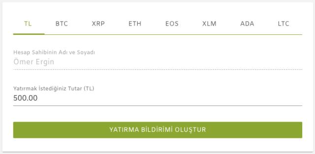Bitcoin Alma Paribu Para Yatırma