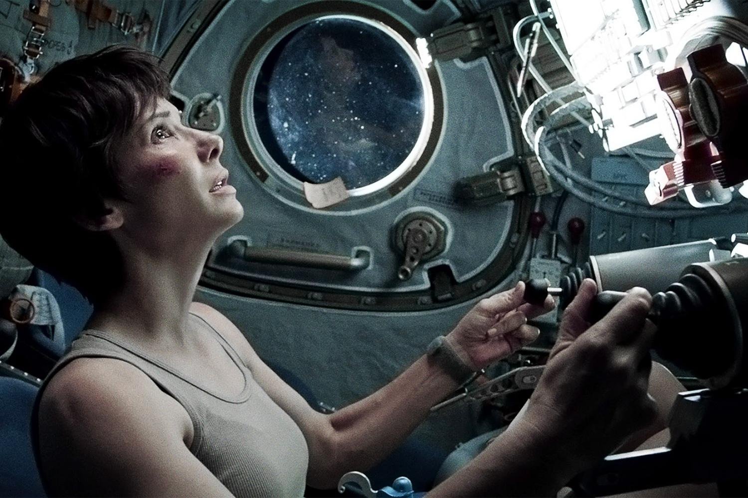 Image result for sandra bullock gravity