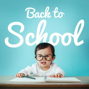 back to school baby