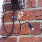 Our Telephone services team fix faulty wiring