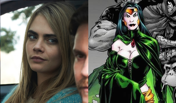 Cara Delevingne as Enchantress