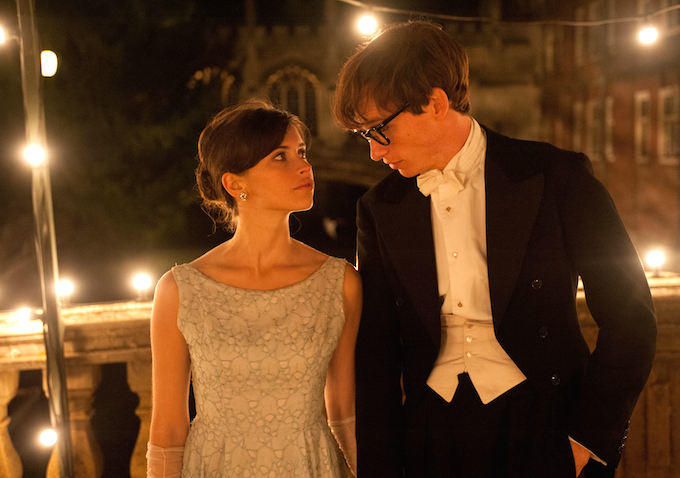 10 BAFTA Nominations for The Theory of Everything