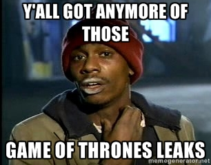 Game of Thrones Addict