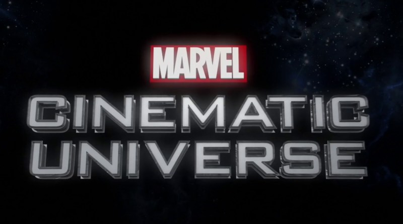 Marvel cinematic universe logo - MCU
