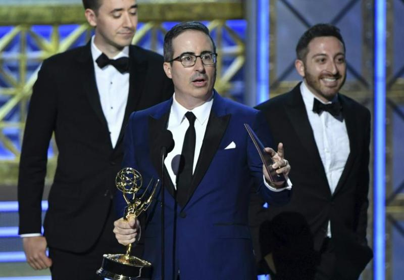 Emmys 2017 - Last Week Tonight with John Oliver