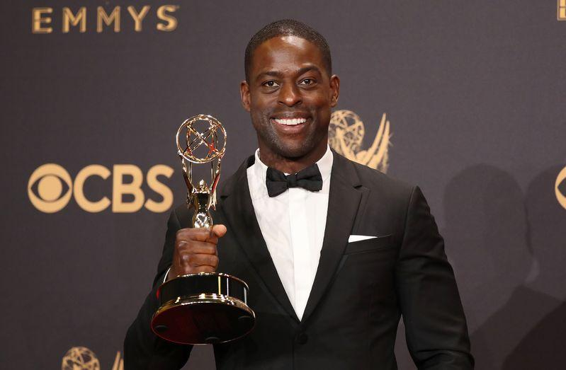 Sterling K. Brown This Is Us - Emmys 2017