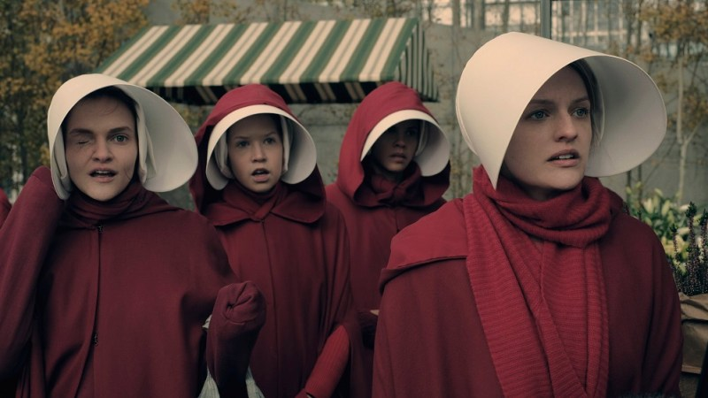 The Handmaid's Tale - Emmys 2017 Winner Drama Series - BTG Lifesetyle