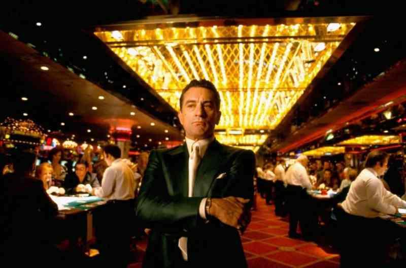 Casino 1995 Movie - Martin Scorsese - Robert De Niro
