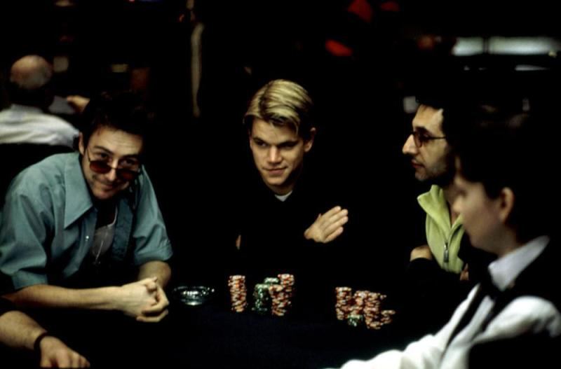 Rounders Casino Movie