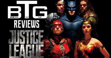 JUSTICE LEAGUE SPOILER-FREE REVIEW - BTG LIFESTYLE
