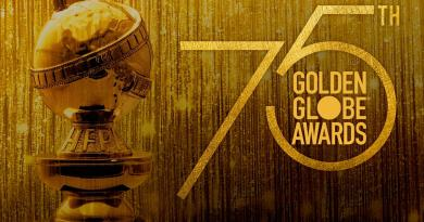 75th Golden Globe Awards Wnners - Golden Globes 2018