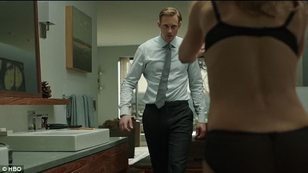 "Alexander Skarsgard, ""Big Little Lies"""