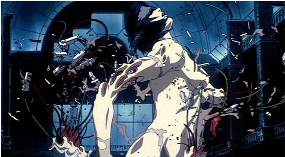 Ghost in the Shell Destruction - BTG Lifestyle
