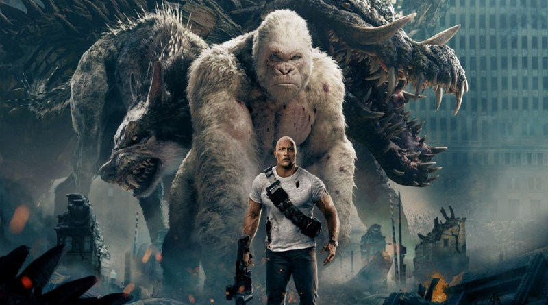 rampage movie - Spoiler-free review - BTG Lifestyle