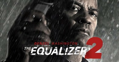 the equalizer 2 trailer - BTG Lifestyle