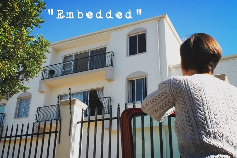 Embedded a short film - independent film - South African film - Nicola Duddy