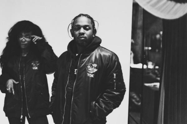 Kendrick Lamar and Sza
