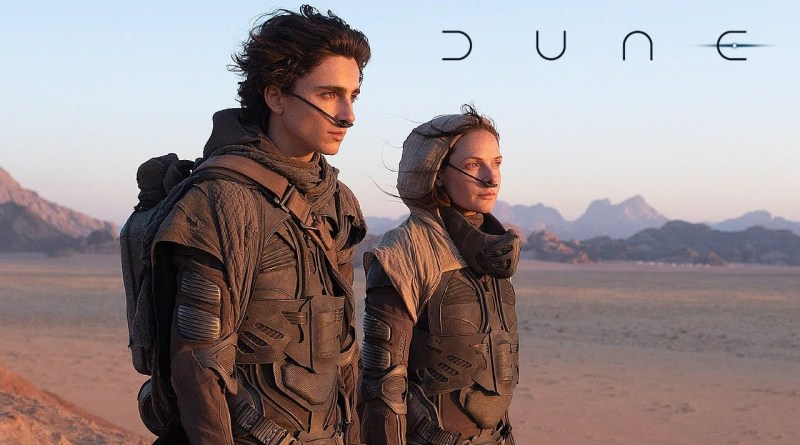 Dune - A Quick, Spoiler-free Review by Stephen Nagel on BTG Lifstyle
