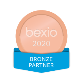 bexio Bronze Partner