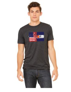 Colorado US Flag T-shirt