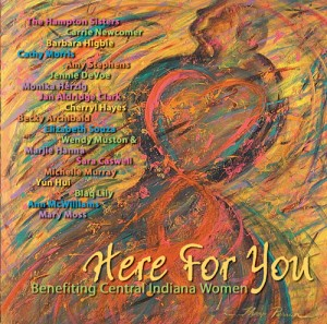 Here For You CD Cover