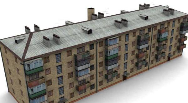 The Executive approved the write-offs of apartment buildings