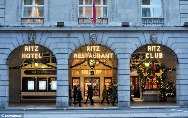 Image result for the ritz london
