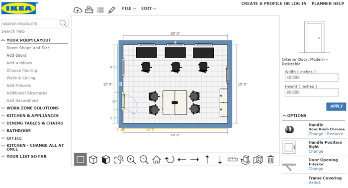 Ikea 3d Kitchen Planning Tool