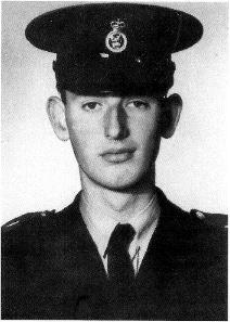 Pc David P Armstong, c.1967.