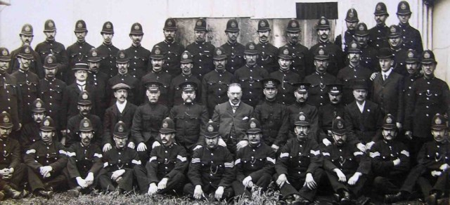 Great Eastern Railway Police. 1911.